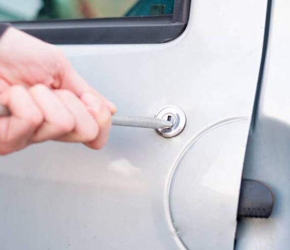 汽车锁开锁