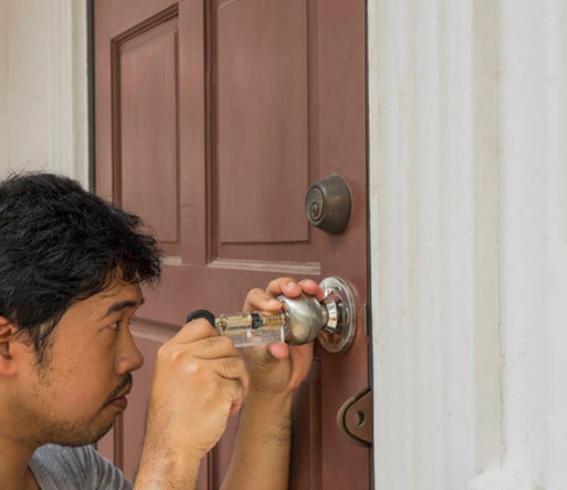 防盗门开锁多少钱